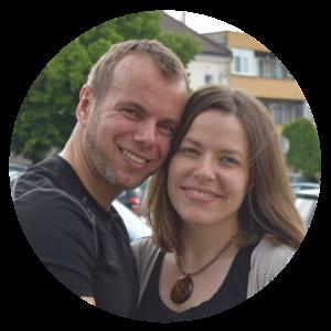 Mark and Liz Holdcroft team